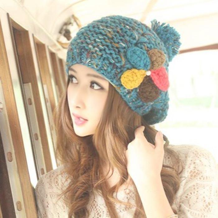 Free-shipping-Handmade-knitted-font-b-hat-b-font-font-b-women-b-font-winter-Fashion 10 Stunning & Fascinating Homemade Xmas Gifts