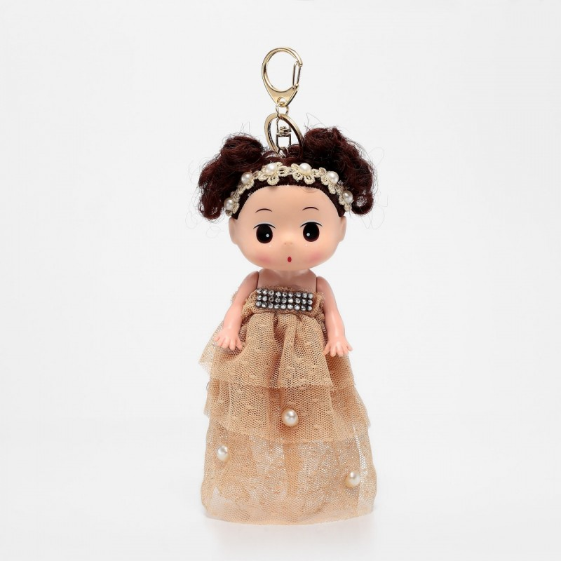 Handmade-Movable-Wedding-Dress-Doll-Keychain-Beige__44053_zoom 10 Fabulous Homemade Gifts for Your Mom