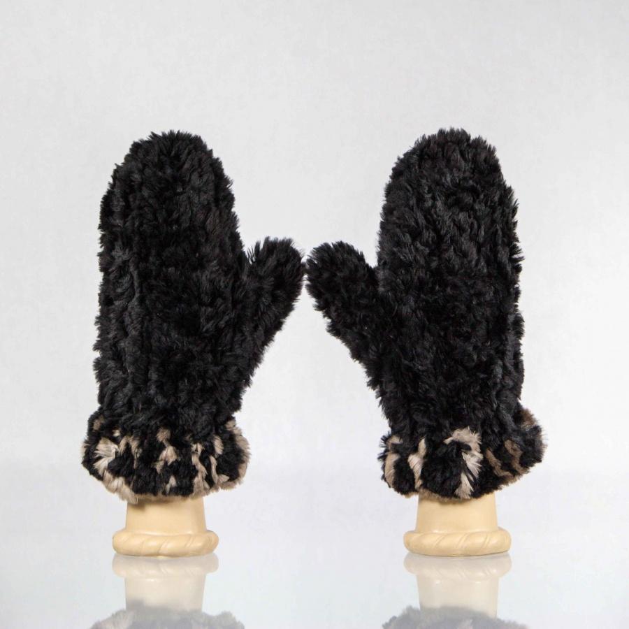 Handmade-Sheared-Beaver-Fur-Mittens8 10 Stunning & Fascinating Homemade Xmas Gifts