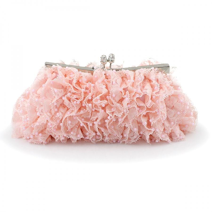 Handmade-beaded-lace-sweet-gentlewomen-banquet-bag-evening-bag-bridal-bag-font-b-bridesmaid-b-font 50 Fabulous & Elegant Evening Handbags and Purses