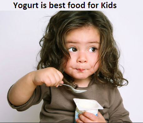 Health-benefits-of-yogurt-for-kids The Health Benefits Which Make Yogurt A Great Food For Your Kids