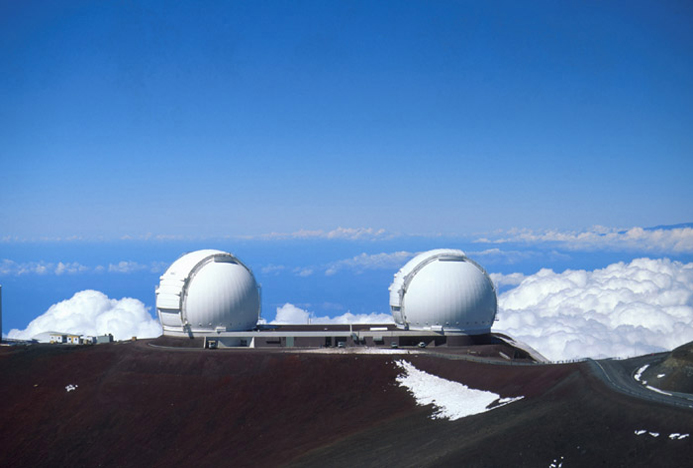 """KeckObservatory """"z8_GND_5296"""" Has Been Detected to Be the Most Distant Galaxy"""