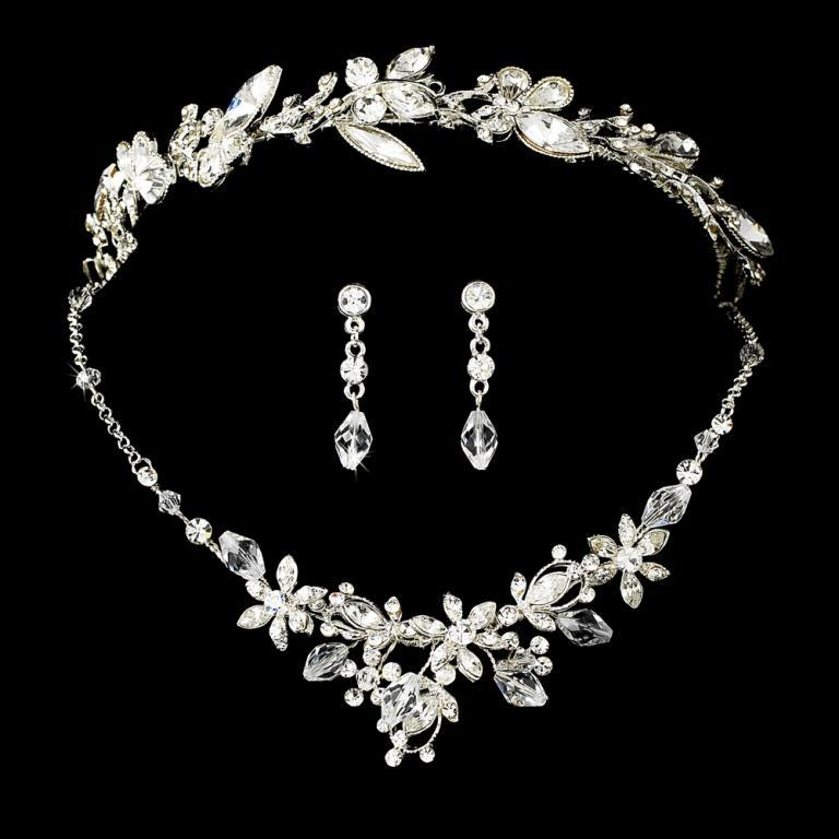 Matching-Tiara-Jewelry-Set-24 48+ Best Christmas Gift Ideas for Your Wife
