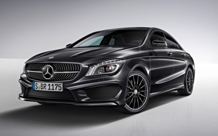 Mercedes-Benz-CLA-Class-Edition-1-front-three-quarter Discover the New Mercedes Benz CLA-Class