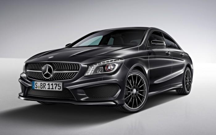 Mercedes-Benz-CLA-Class-Edition-1-front-three-quarter Discover the New Mercedes Benz CLA-Class