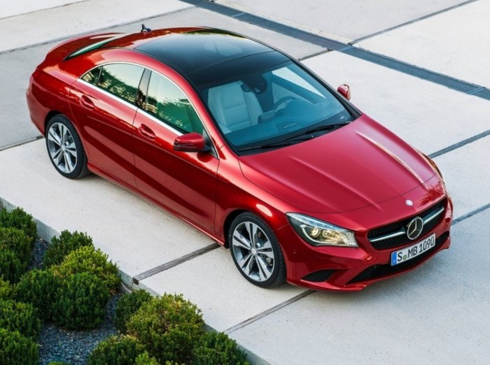 Mercedes-Benz-CLA-Class_2014_1 Discover the New Mercedes Benz CLA-Class