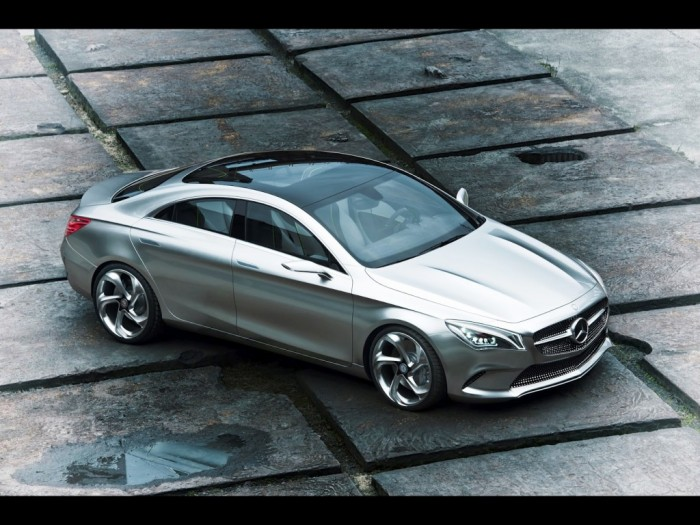 Mercedes-Benz-CLA-Coupe-1024x768 Discover the New Mercedes Benz CLA-Class