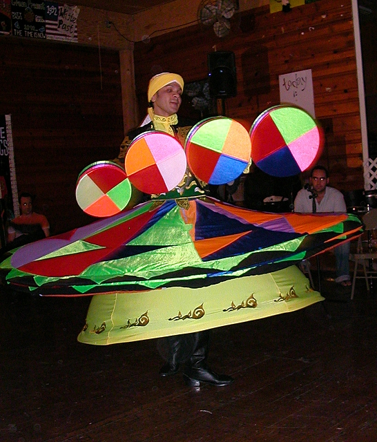 MohamedShahin-Tanoura_Dance4_2_ Get Inspired While Watching A Live Show Of Tanoura Dance Performance