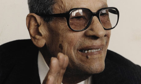 Naguib-Mahfouz-007 Naguib Mahfouz Is The Only Arab Ever To Be Awarded The Nobel Prize For Literature