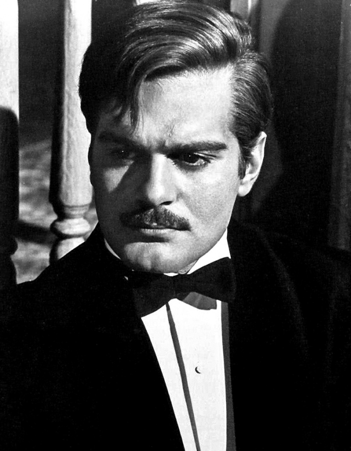 Omar_Sharif_-_Zhivago_-_1965 The Egyptian Actor Omar Sharif Who Starred In Hollywood Films