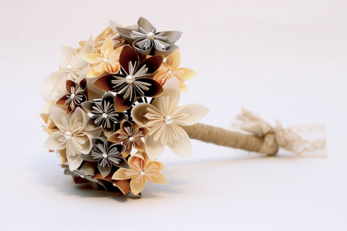 Pearl-Bridesmaid-Boquet_Full 10 Fabulous Homemade Gifts for Your Mom