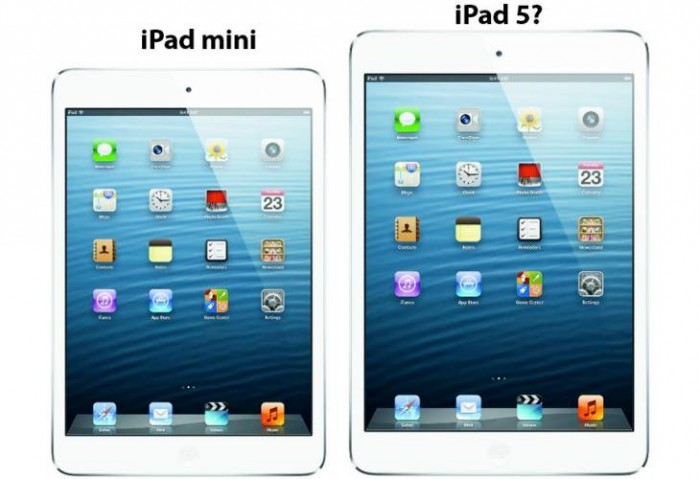 Predicting-iPad-5-form-factor-with-latest-cases iPad 5 Is Improved to Be Lighter, Smaller and Thinner than Other iPads