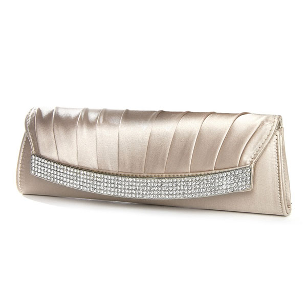 Satin-Evening-Clutch-Inlaid-Crystals-lg1 11 Tips on Mixing Antique and Modern Décor Styles