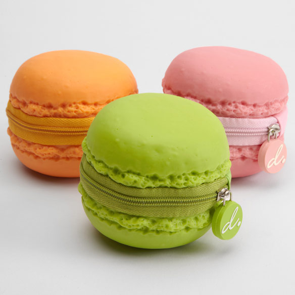Scented-Macaroon-Coin-Purse 35 Weird & Funny Gifts for Women
