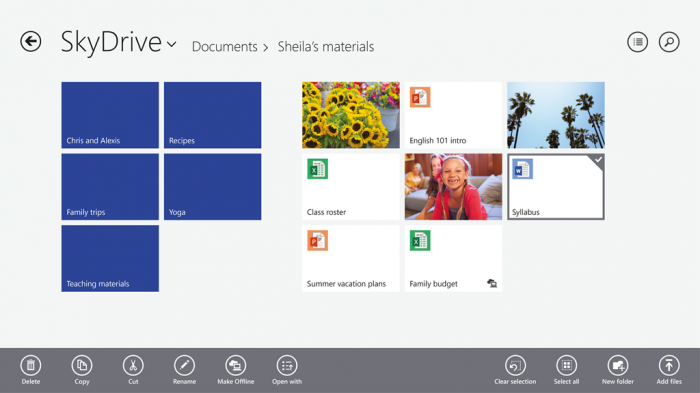 SkyDrive_57B371CA Microsoft Releases Its New Windows 8.1