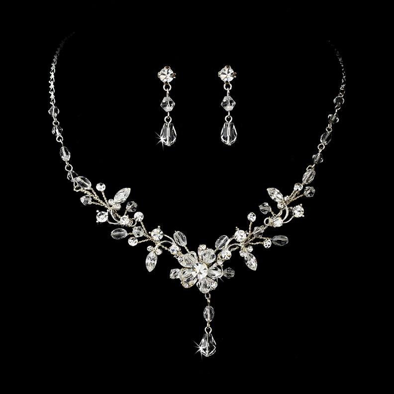 Swarovski-Crystal-Couture-Jewelry-Set-WF8003 48+ Best Christmas Gift Ideas for Your Wife