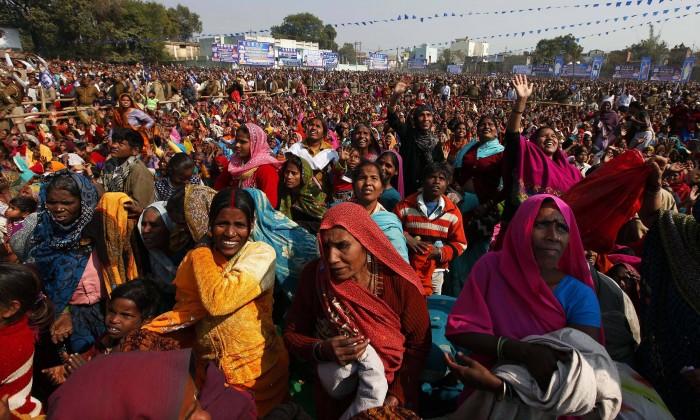 Uttar-Pradesh-012 Sarkar's Dream Leads to a Real Treasure that Is Worth About $50 Billion