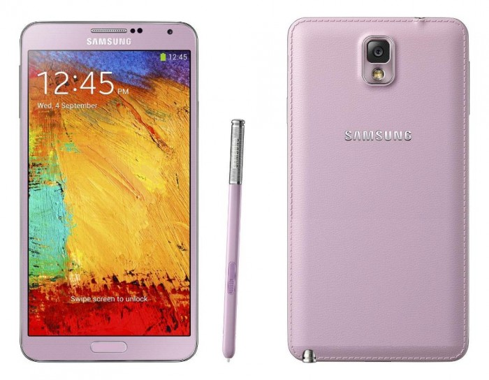 Verizon-Galaxy-Note-3 Samsung Releases Its Samsung Galaxy Note 3 to Be Lighter & Thinner