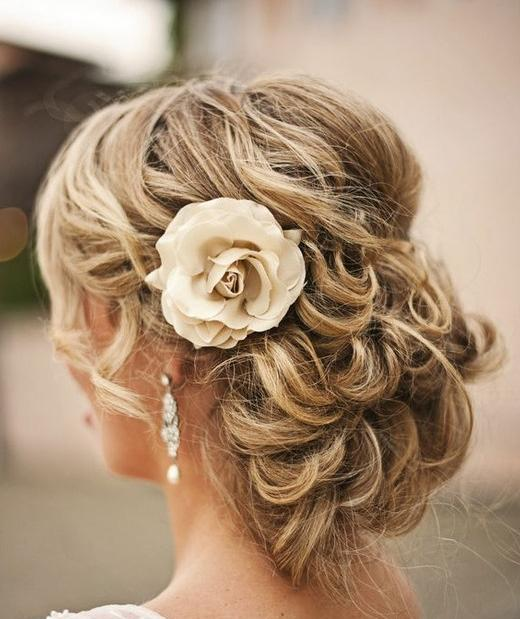 Wedding-Hairstyle 50 Dazzling & Fabulous Bridal Hairstyles for Your Wedding