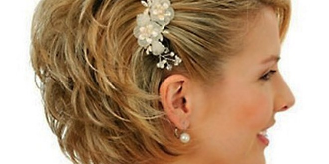 Hairstyles Gifts : ... Hairstyles for Your Wedding ? Wedding-hairstyles-for-women-with-short