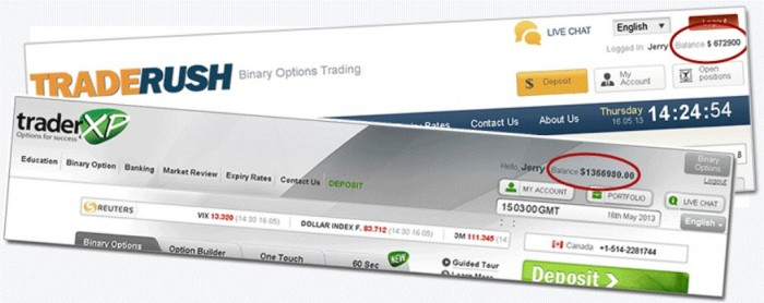 accountproof Binary Trading Robot Helps You to Start Making Profits in Just 3 Minutes