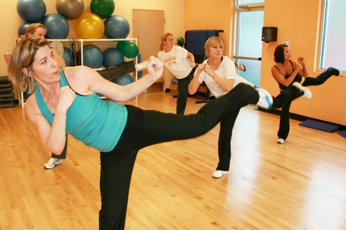 aerobics1 4 Easy Ways To Cure Hiccups
