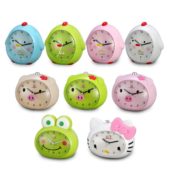 alarm-clock-group 10 Catchy Gift Ideas for Twins