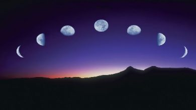 Photo of The Monthly Cycle Of The Moon And Its Phases
