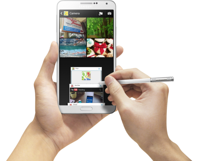 animateH1_1 Samsung Releases Its Samsung Galaxy Note 3 to Be Lighter & Thinner