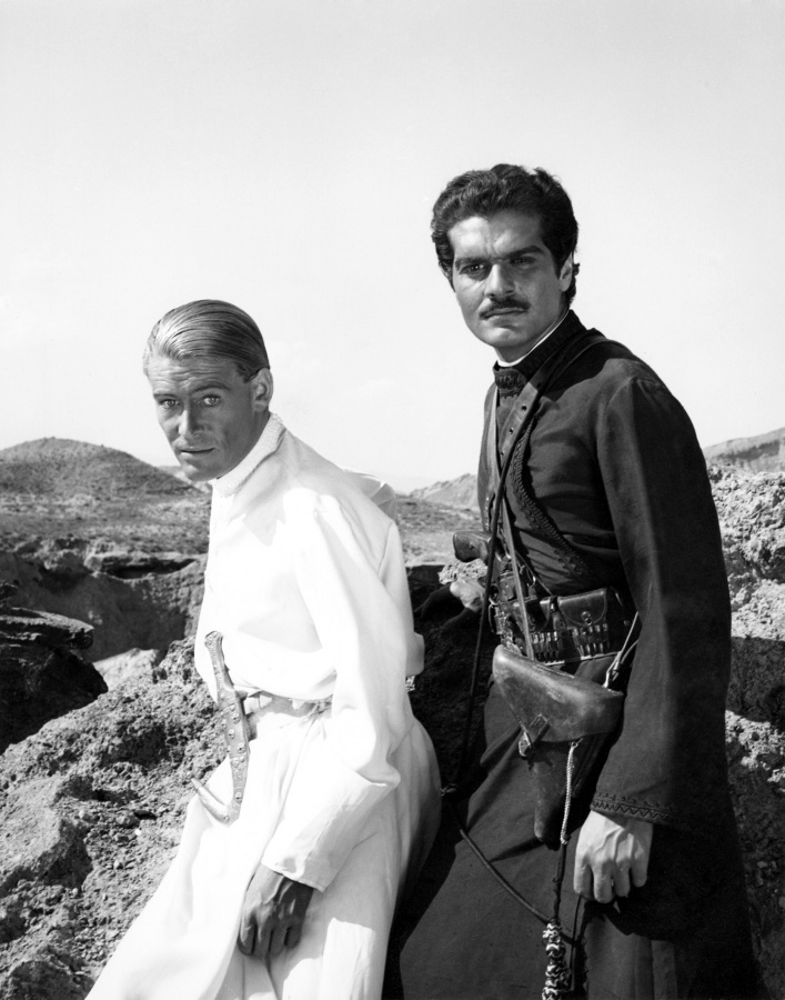 annex-otoole-peter-lawrence-of-arabia_04 The Egyptian Actor Omar Sharif Who Starred In Hollywood Films