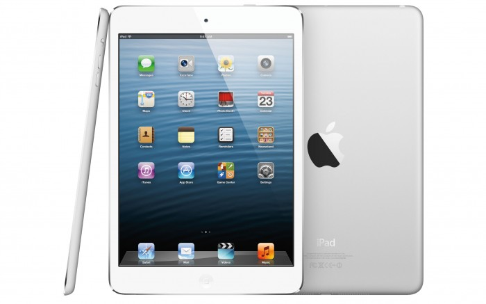 apple-ipad-mini iPad 5 Is Improved to Be Lighter, Smaller and Thinner than Other iPads