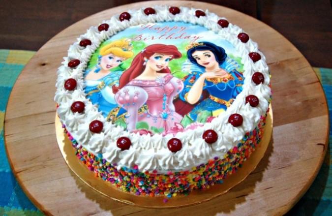 Торты для девочек с фото
