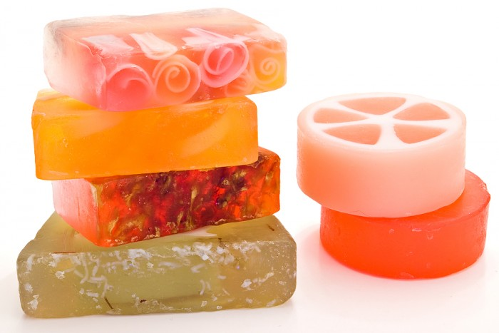 bigstock_Handmade_Soaps_3040971 10 Fabulous Homemade Gifts for Your Mom