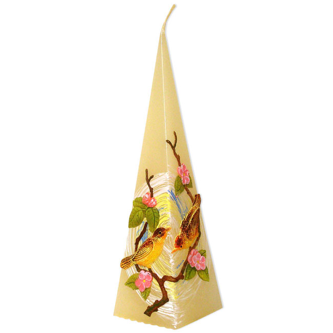 birds-decorative-candle-pyramid_LRG 10 Fabulous Homemade Gifts for Your Mom