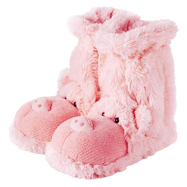 birthday-gift-idea-for-women-fun-feet-slipper-socks-pig-getkooky 35 Weird & Funny Gifts for Women