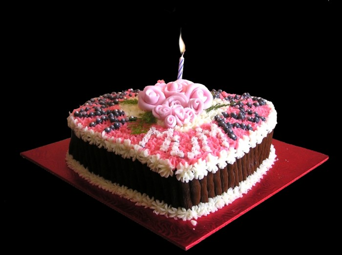 birthday_cake 60 Mouth-Watering & Stunning Happy Birthday Cakes for You