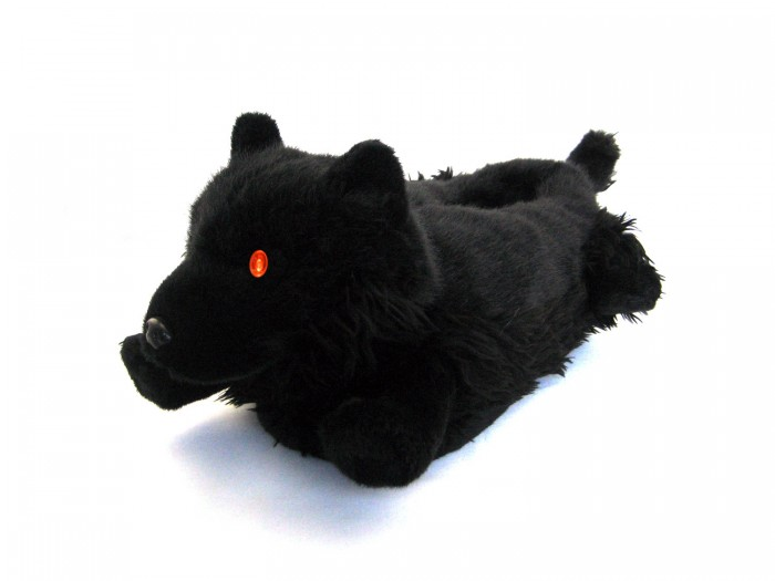 black-wolf-red-eye 45 Non-traditional & Funny Christmas Gifts for 2019