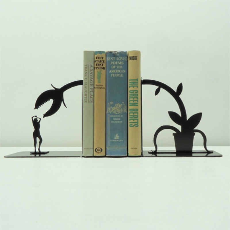 bookends17 15 Fascinating & Unusual Christmas Presents