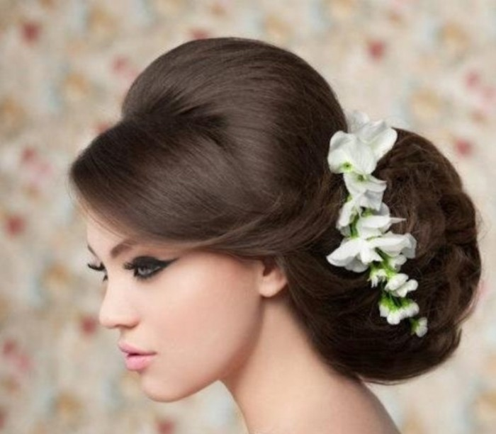 bridal-hairstyles-1 50 Dazzling & Fabulous Bridal Hairstyles for Your Wedding