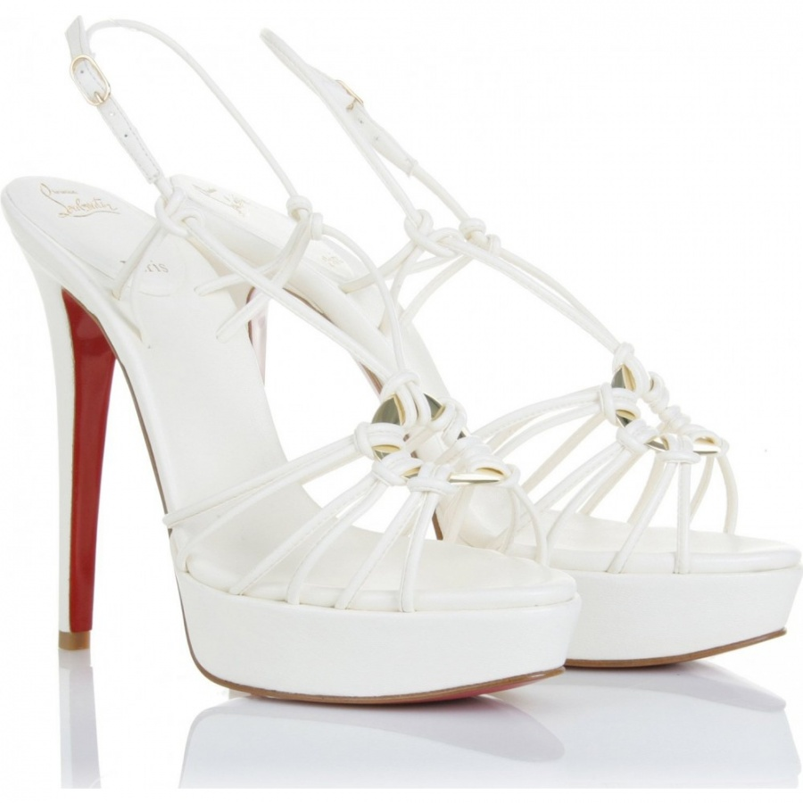 bridal-shoes1 A Breathtaking Collection of White Bridal Shoes for Your Wedding Day