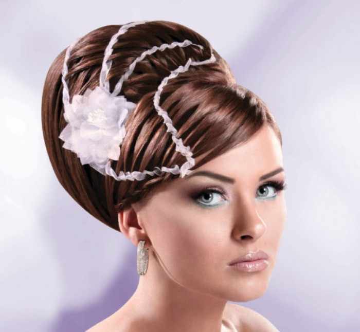 bride-hairstyle-2011-66970 50 Dazzling & Fabulous Bridal Hairstyles for Your Wedding