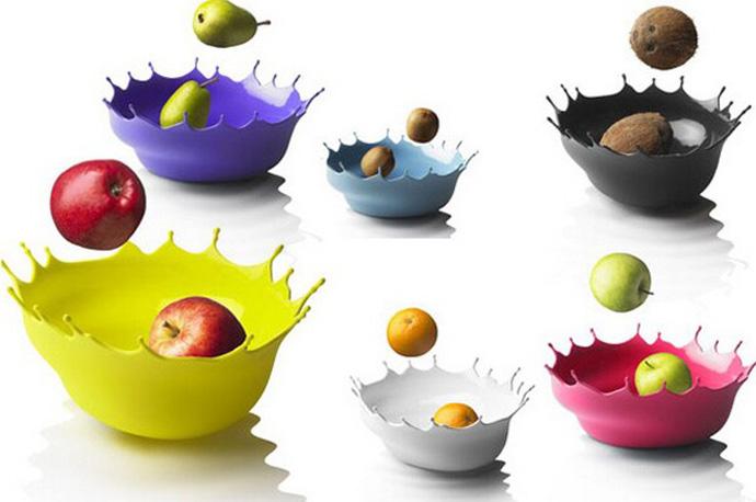 colorful-fruit-bowl_DESIGNRULZ-1 15 Fascinating & Unusual Christmas Presents