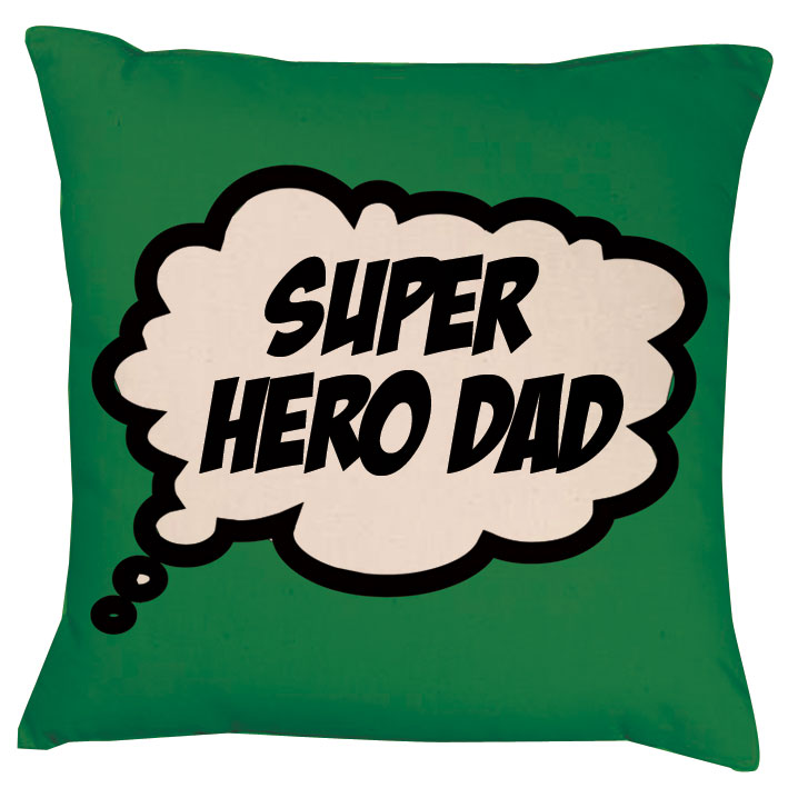 comic-super-hero-cushion-fathers-day-gift-for-him- 50 Unique Gifts for Father's Day