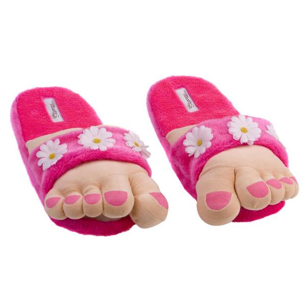 cool-slippers-for-all23 35 Weird & Funny Gifts for Women