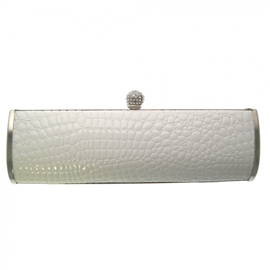 crocodile-evening-bag-white383 50 Fabulous & Elegant Evening Handbags and Purses