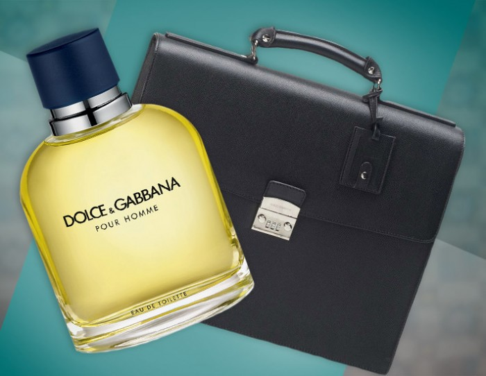 dolce-gabbana-christmas-gifts-2012-for-dad-briefcase-and-fragrance The Best 10 Christmas Gift Ideas for Your Daddy