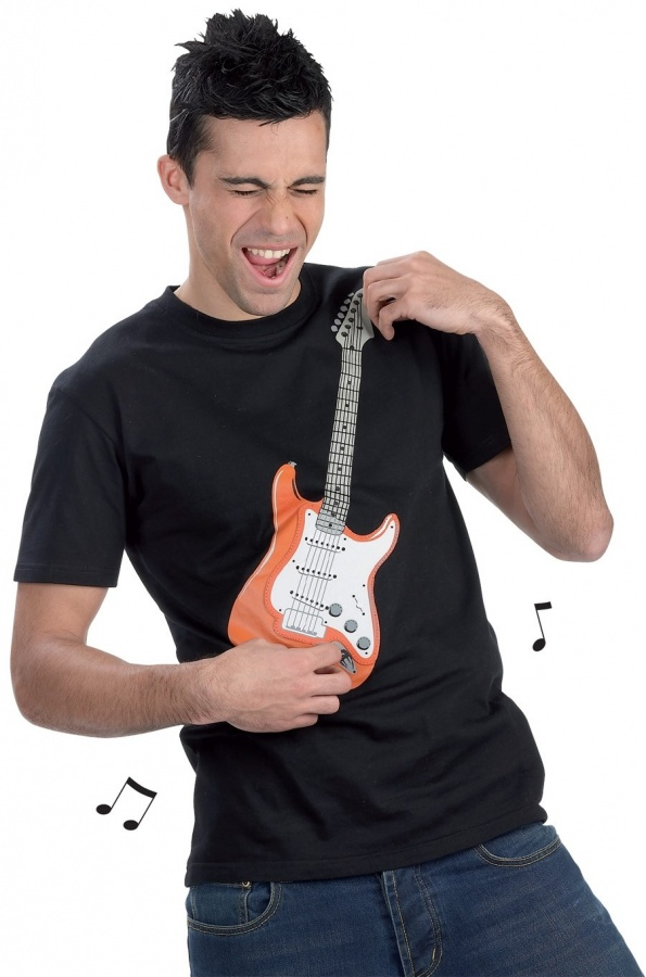 electric-guitar 15 Fascinating & Unusual Christmas Presents
