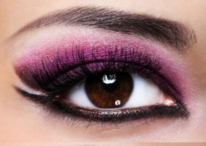 eye-makeup-03 Get a Magnificent & Catchy Eye Make-up Following These 6 Easy Steps
