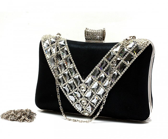 free-Shipping-Luxury-V-style-Rhinestone-Evening-Bag-Fashion-Diamond-Clutch-Bag-Handbag-Gold-Silver-Black
