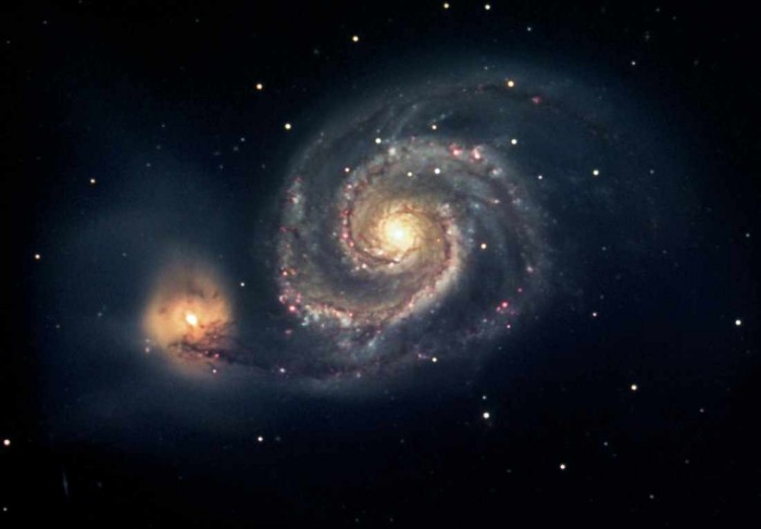 """galaxy_1 """"z8_GND_5296"""" Has Been Detected to Be the Most Distant Galaxy"""